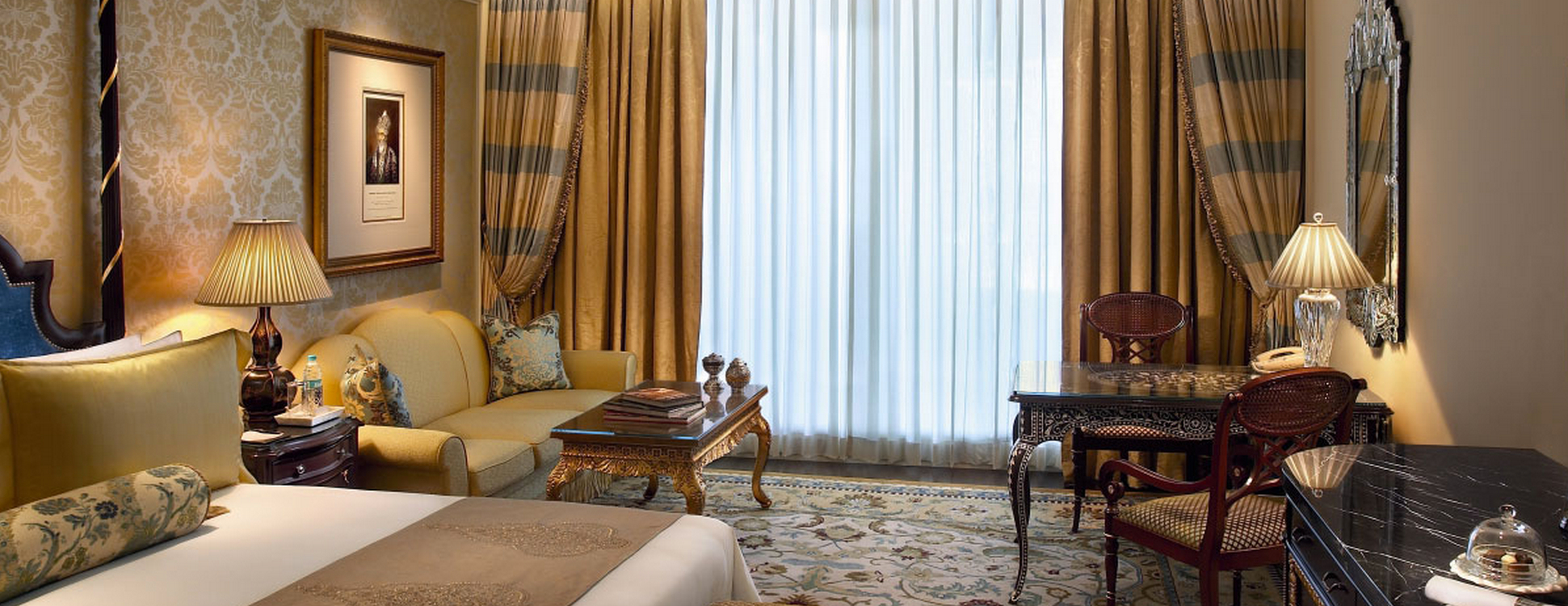 Leela Palace Delhi Room Rates